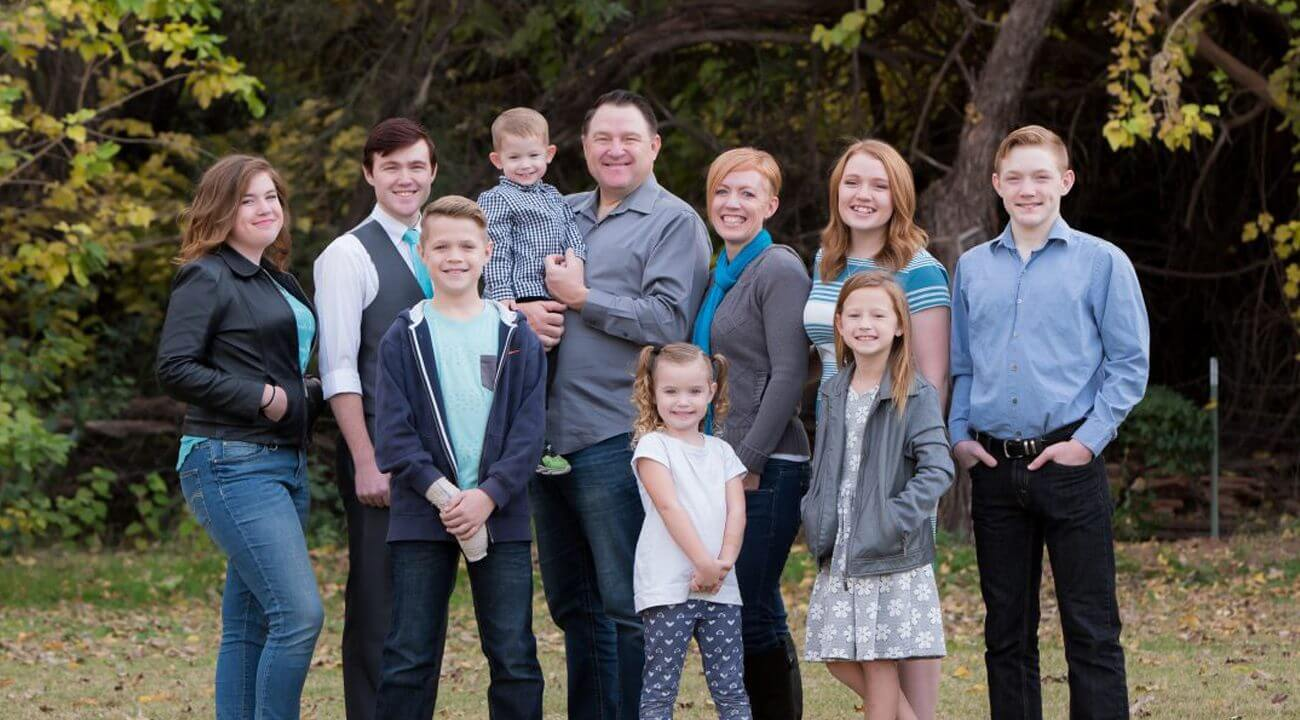 Bryan Moody Family